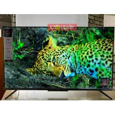 TCL 50P717 безрамочный экран, металлический корпус, 4К Ultra HD, HDR 10, настроенный Smart TV