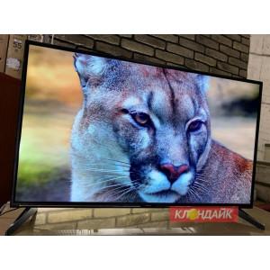 """Телевизор Blackton BT 50S01B большой экран, быстрый и """"заряженный"""" Smart TV  в Приморском фото"""